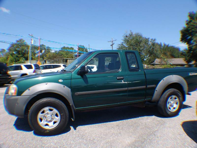 2002 nissan frontier for sale in louisiana. Black Bedroom Furniture Sets. Home Design Ideas