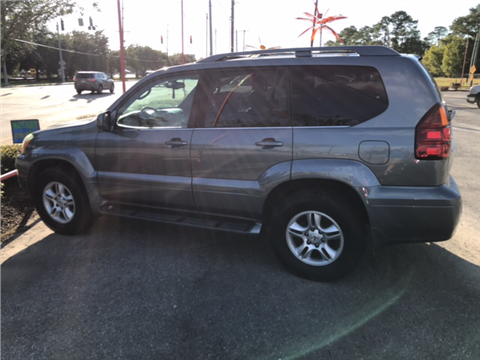 2003 Lexus GX 470 for sale in Lake Charles, LA