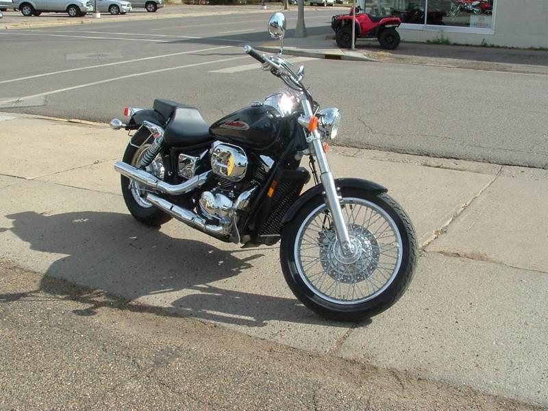 Honda shadow for sale in north dakota for Dakota motors dickinson nd