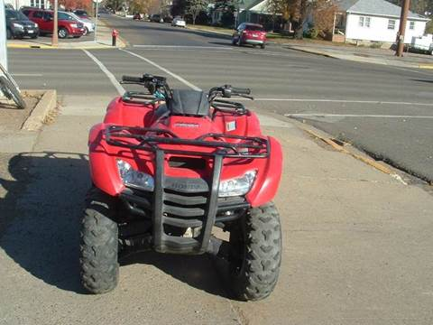 2012 Honda Rancher  for sale in Dickinson, ND