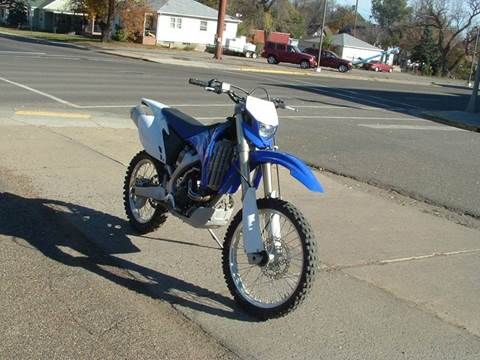 2013 Yamaha WR250F for sale in Dickinson, ND