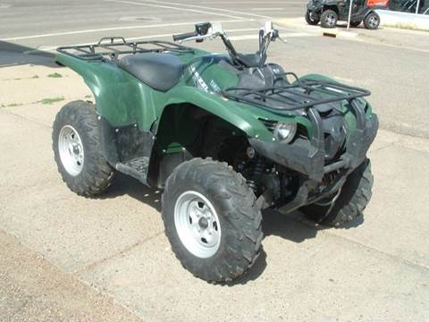 2014 Yamaha Grizzly for sale in Dickinson, ND