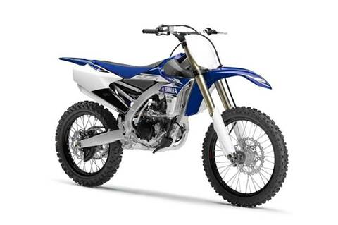 2017 Yamaha YZ250F for sale in Dickinson, ND