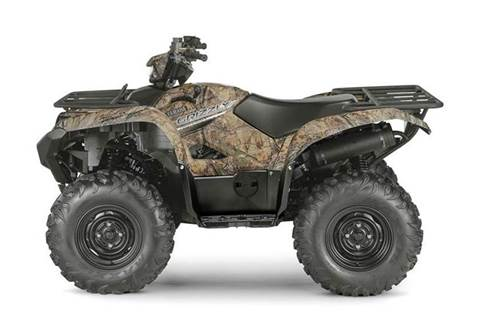 2017 Yamaha Grizzly for sale in Dickinson, ND