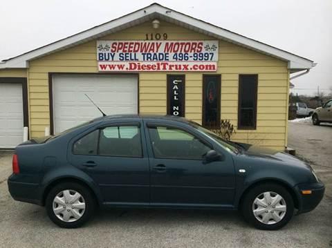 2001 Volkswagen Jetta for sale in Fort Wayne, IN