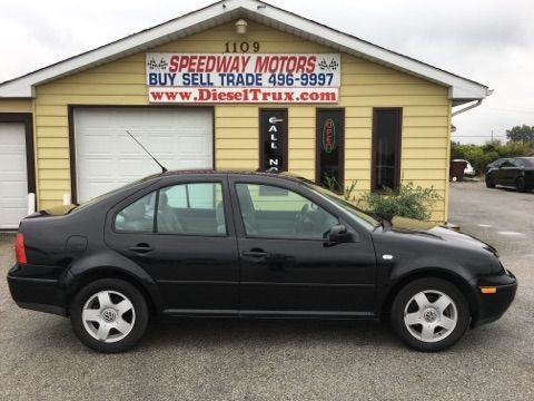 2002 Volkswagen Jetta for sale in Fort Wayne, IN