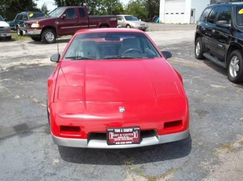 1986 Pontiac Fiero for sale in Bourbonnais, IL