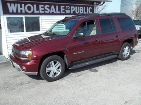 2004 Chevrolet TrailBlazer EXT for sale in Bourbonnais, IL