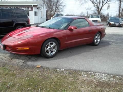 1996 Pontiac Firebird for sale in Bourbonnais, IL