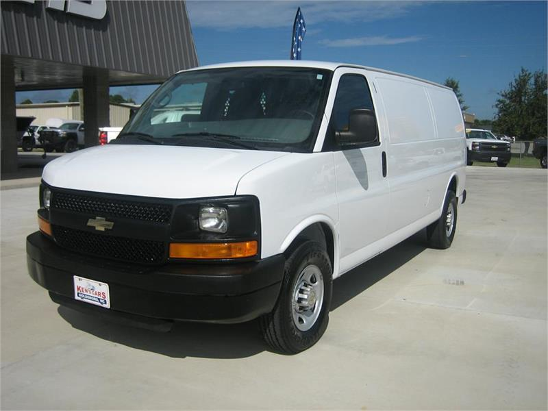 2014 Chevrolet Express Cargo 3500 3dr Extended Cargo Van w/1WT - Goldsboro NC