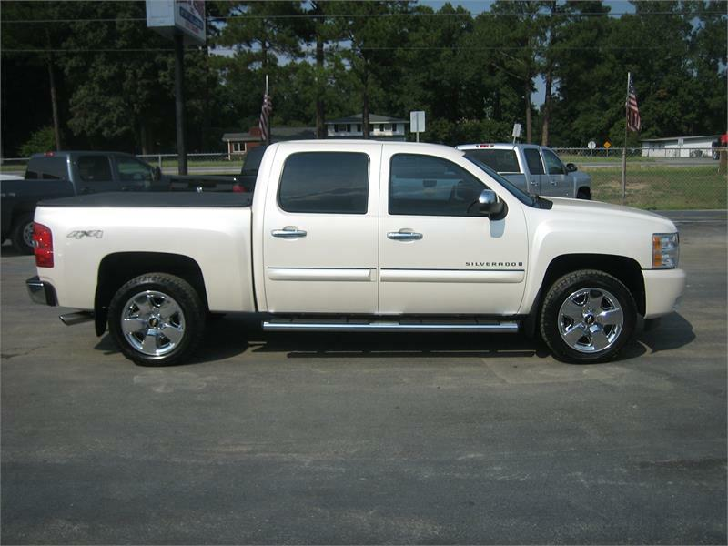 Used chevrolet silverado 1500 for sale in goldsboro nc for Medlin motors wilson nc