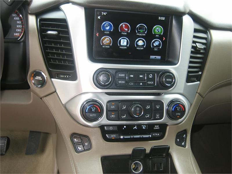 2016 GMC Yukon XL 4x2 SLT 1500 4dr SUV - Goldsboro NC