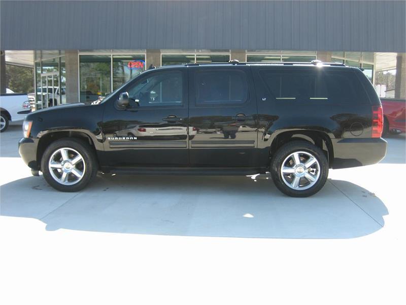 2013 Chevrolet Suburban 4x2 LT 1500 4dr SUV - Goldsboro NC