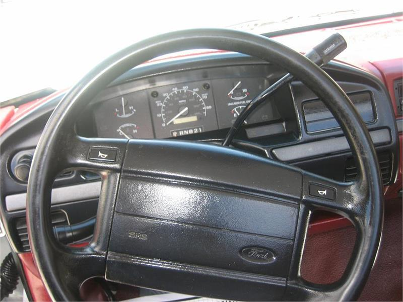 1995 Ford F-150  - Goldsboro NC