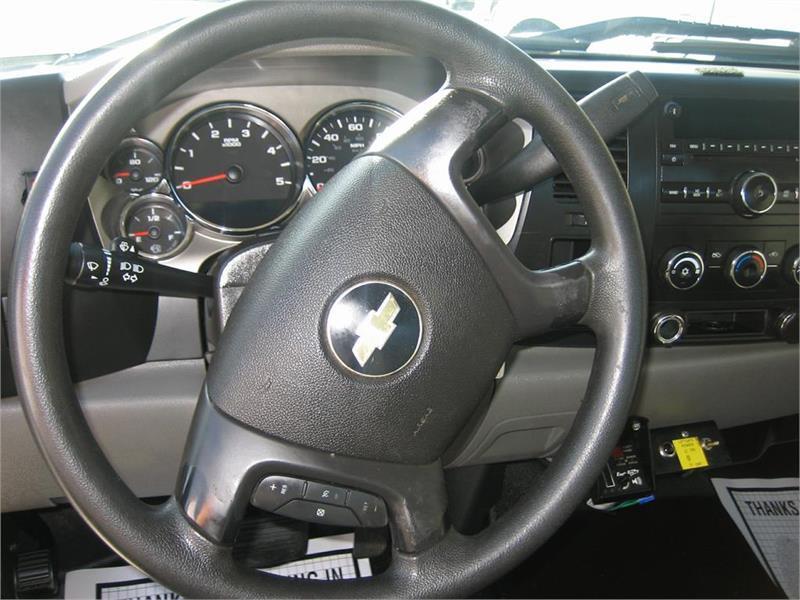 2009 Chevrolet Silverado 2500HD 4x2 Work Truck 4dr Extended Cab SB - Goldsboro NC