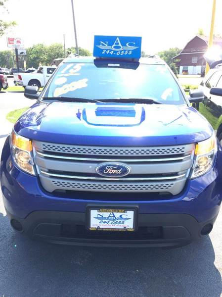 2015 Ford Explorer AWD 4dr SUV - Waukegan IL