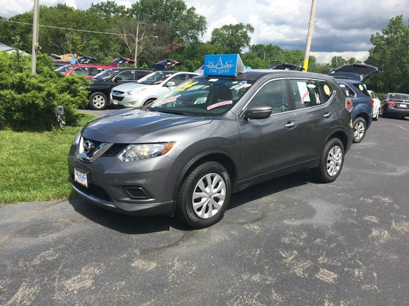 2014 Nissan Rogue AWD S 4dr Crossover - Waukegan IL