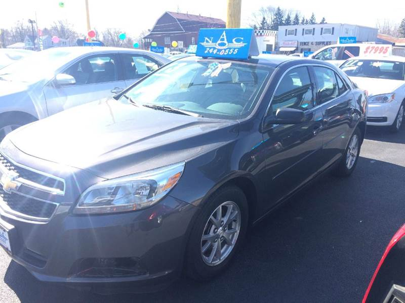 2013 Chevrolet Malibu LS Fleet 4dr Sedan - Waukegan IL