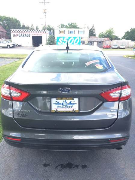 2016 Ford Fusion SE 4dr Sedan - Waukegan IL