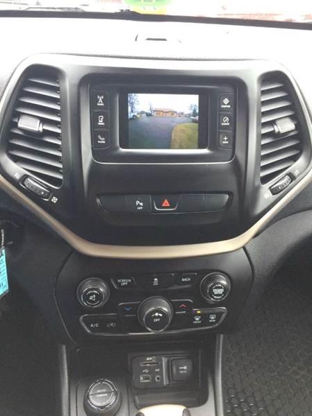 2014 Jeep Cherokee Sport 4x4 4dr SUV - Waukegan IL