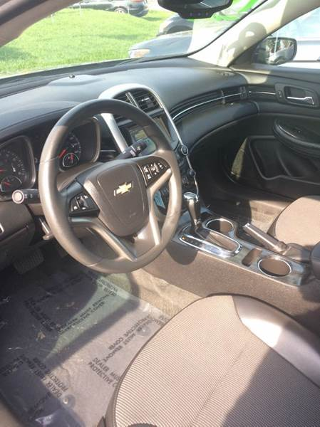 2014 Chevrolet Malibu LT 4dr Sedan w/1LT - Waukegan IL