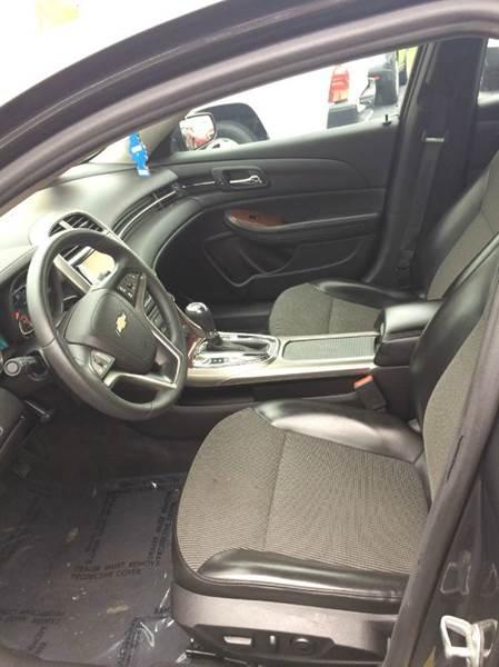 2013 Chevrolet Malibu LT 4dr Sedan w/1LT - Waukegan IL