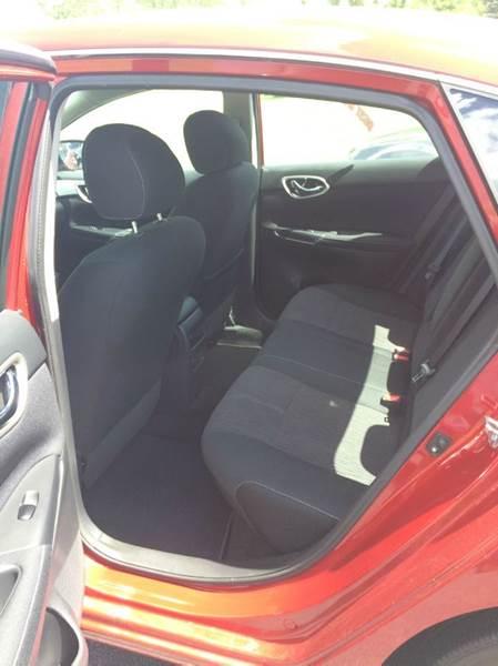 2014 Nissan Sentra FE+ SV 4dr Sedan - Waukegan IL