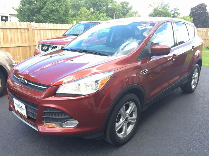 2014 Ford Escape AWD SE 4dr SUV - Waukegan IL