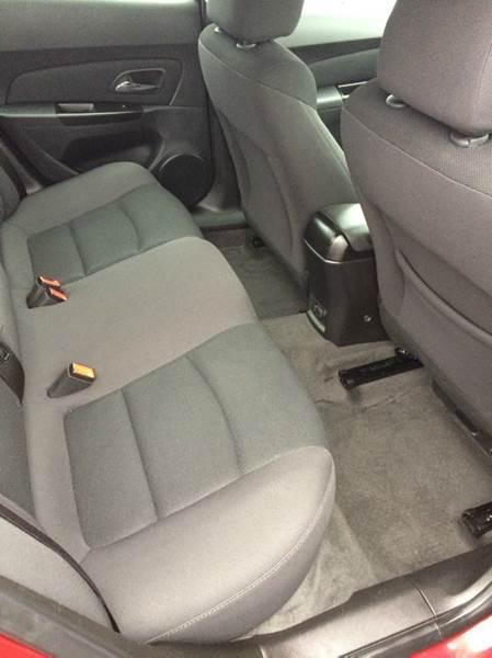 2014 Chevrolet Cruze 1LT Auto 4dr Sedan w/1SD - Waukegan IL