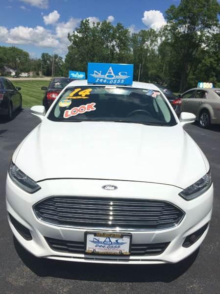 2014 Ford Fusion SE 4dr Sedan - Waukegan IL