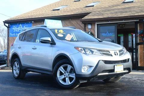 2014 Toyota RAV4 for sale in Waukegan, IL