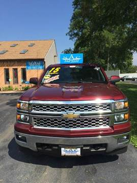 2015 Chevrolet Silverado 1500 for sale in Waukegan, IL