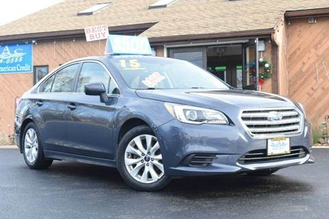 2015 Subaru Legacy for sale in Waukegan, IL
