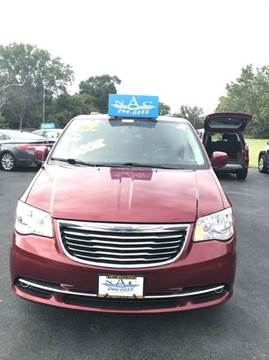 2014 Chrysler Town and Country for sale in Waukegan, IL