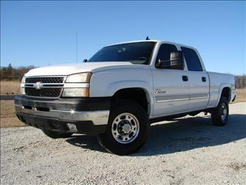 2006 Chevrolet Silverado 2500HD for sale in Wilmington, IL