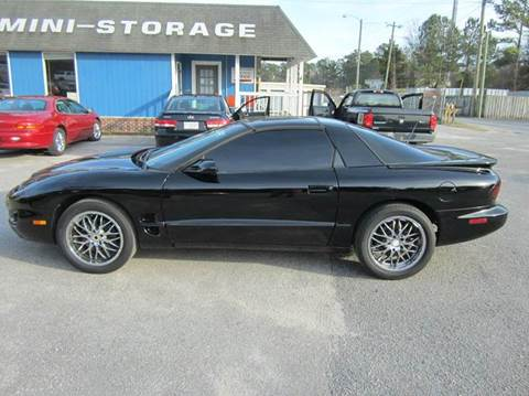 2002 Pontiac Firebird for sale in Wilmington, NC