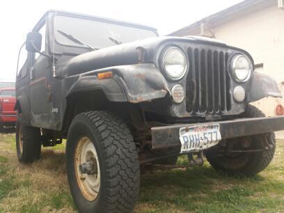 1985 Jeep CJ-7