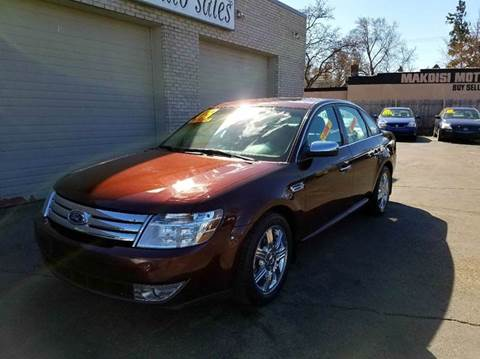 2009 Ford Taurus for sale in Clinton Township, MI
