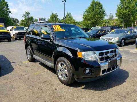 2009 Ford Escape for sale in Clinton Township, MI