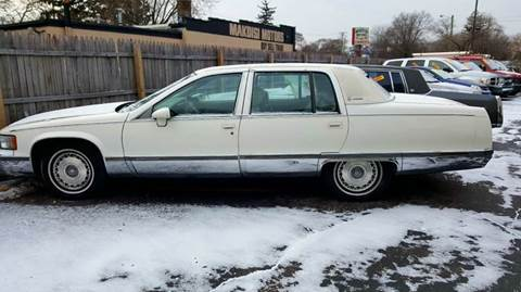 1993 Cadillac Fleetwood for sale in Clinton Township, MI
