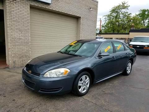 2010 Chevrolet Impala for sale in Clinton Township, MI