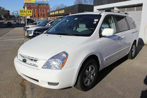 2008 Kia Sedona for sale in Worcester, MA