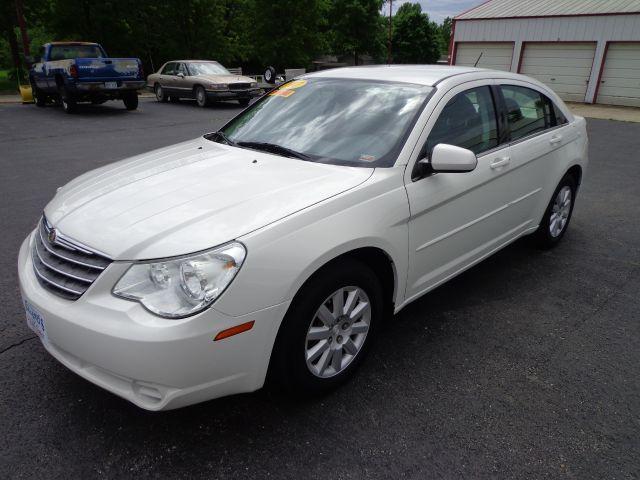 Chrysler sebring sedan 2007 mpg