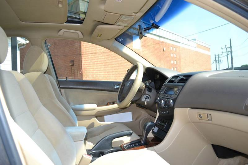 2006 Honda Accord EX 4dr Sedan 5A - Durham NC