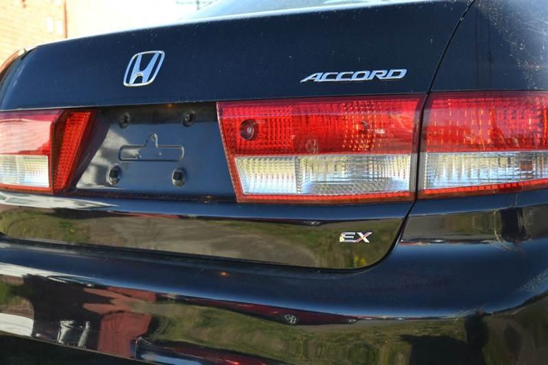 2003 Honda Accord EX 4dr Sedan - Durham NC