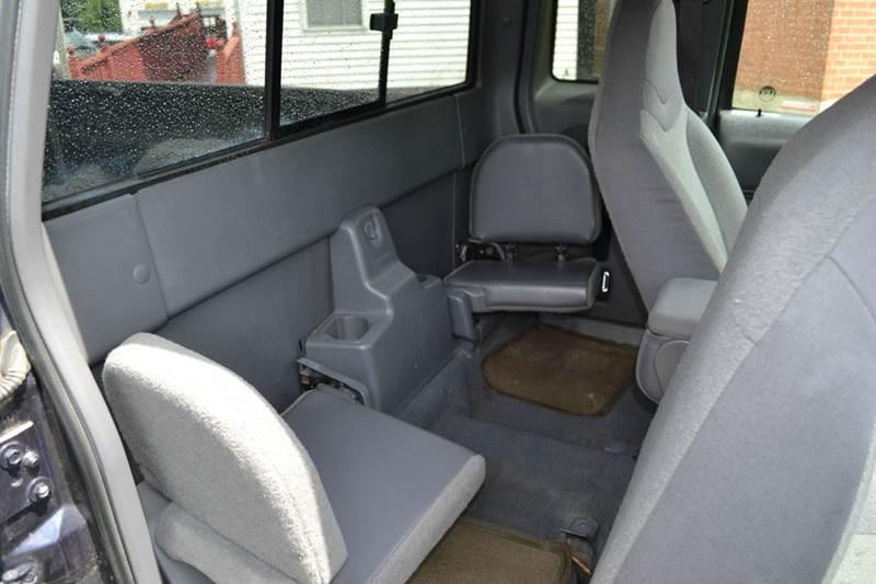 2002 Ford Ranger XLT Appearance 4dr SuperCab 2WD SB - Durham NC