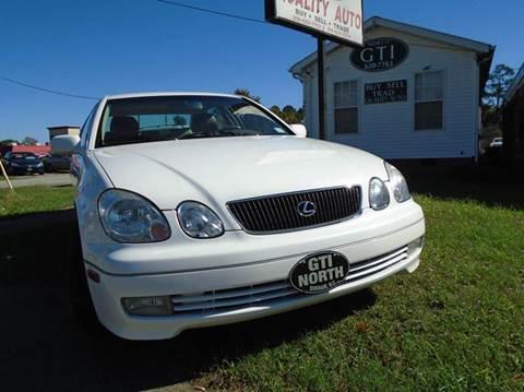 2000 Lexus GS 300 for sale in Durham, NC