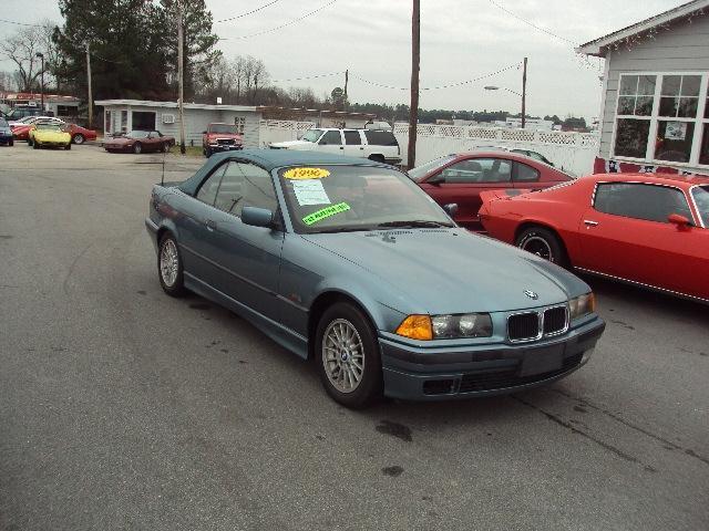 1996 BMW 3 Series