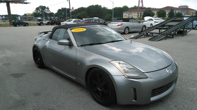 2004 Nissan 350z Enthusiast 2dr Roadster In Fayetteville Nc Kelly