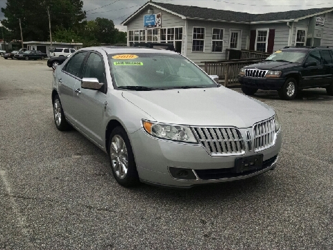 2010 Lincoln MKZ for sale in Fayetteville, NC